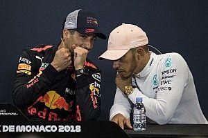 Hamilton: úgy hallom, Verstappen többet keres Ricciardónál