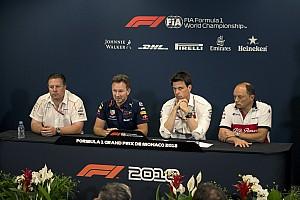 Formel 1 News Nach Bahrain: Zweites Liberty-Meeting in Monaco