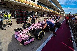 GALERI: Persiapan GP Amerika Serikat di Austin
