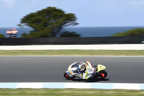 Simeon ruled out of Phillip Island after qualifying crash