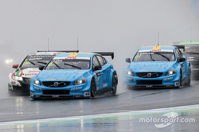 """Motegi agrodolce per la Volvo: """"Avevamo il potenziale per fare di più"""""""