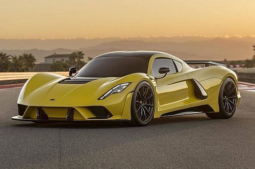 Gaat de Hennessy Venom F5 de strijd aan met Koenigsegg en Bugatti?