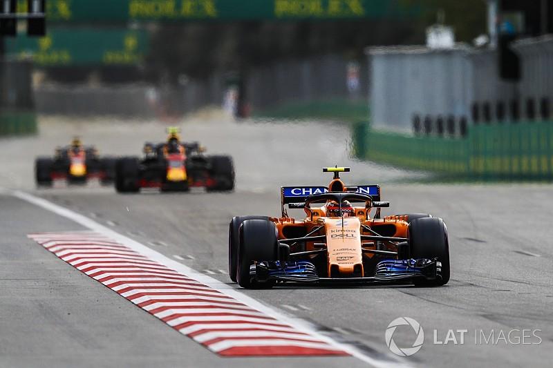 """McLaren: """"Lehetséges, hogy az új csomaggal még veszíteni is fogunk"""""""