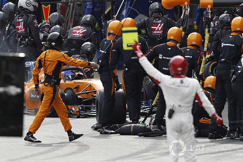 """7位のアロンソ、""""生涯最高のレース""""に満足「執念とプライドの結果だ」"""