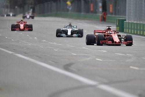 Vettel onboard nézetéből a nagy bakui hibája