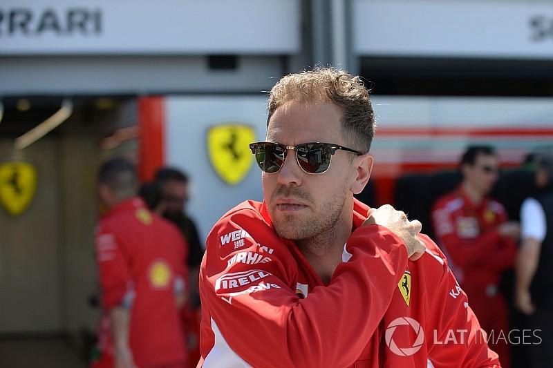 """Vettel: """"Espero ser el rival número 1 para todo el mundo"""""""