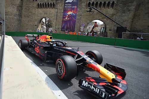 Red Bull confía en volver a luchar por todo en Bakú
