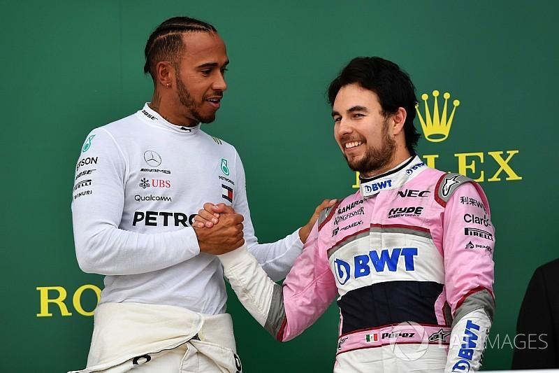 Force India: Perez'in yetenekleri küçümseniyor