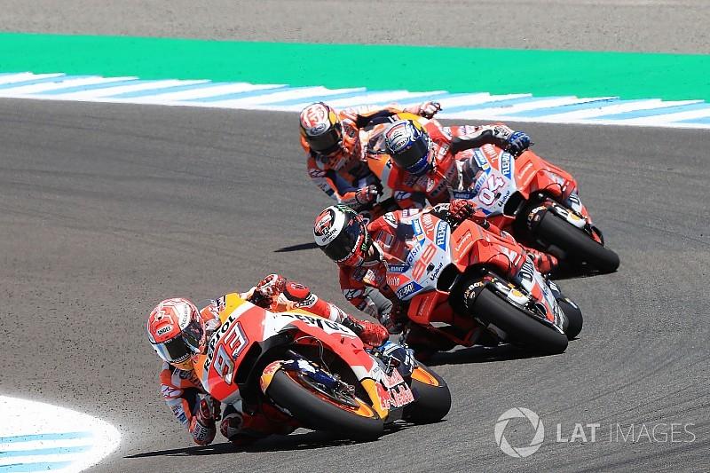 Fotogallery: l'emozionante Gran Premio di Spagna di MotoGP