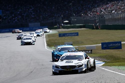 """Di Resta: DTM rule changes came """"too late"""""""