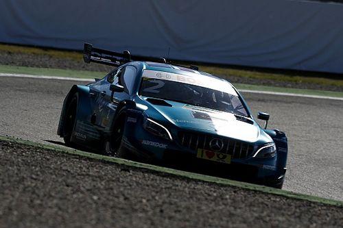 DTM Lausitzring: İkinci yarışı Paffett kazandı, Wehrlein podyuma çıktı