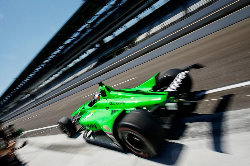 How Many Laps In Indy 500 >> Patrick Completes Indy 500 Refresher Program Laps At 218mph