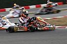 Kart Pedro Hiltbrand, podio en la Winter Cup 2018 de Lonato