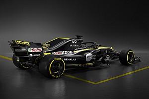 F1 突发新闻 雷诺与西甲联赛成为合作伙伴