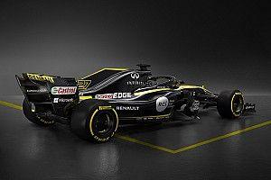 Nieuwe Renault-bolide maakt eerste meters tijdens filmdag