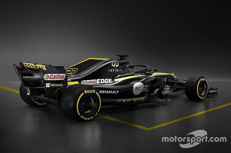 El equipo Renault y la liga española firman un acuerdo de patrocinio