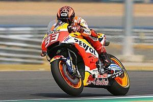Маркес возглавил протокол второго дня тестов MotoGP в Бурираме
