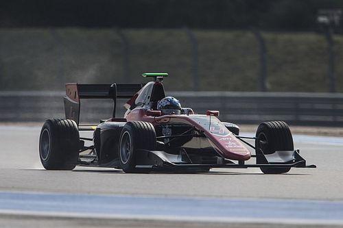 Test Paul Ricard, Giorno 1: Hughes guida la doppietta ART Grand Prix