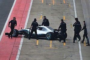 """Mercedes: Avec la limitation des essais, le shakedown est """"crucial"""""""