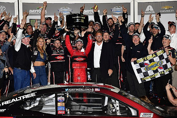 NASCAR Cup Special feature Eye in the Sky: How Austin Dillon's spotter helped him win the 500