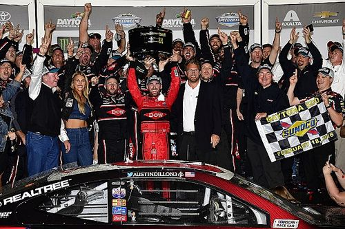 Eye in the Sky: How Austin Dillon's spotter helped him win the 500