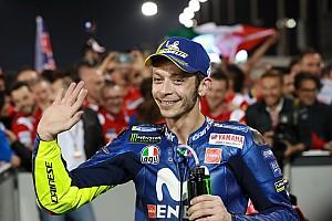 MotoGP Nieuws Rossi tevreden met P3: Marquez en Dovizioso een maatje te groot