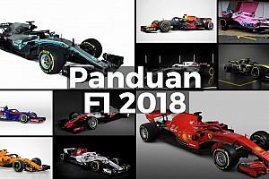 Panduan F1 2018