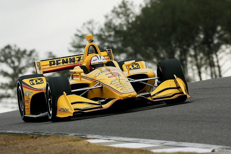 """""""Spiderman"""" ist zurück: Castroneves genießt IndyCar-Test"""