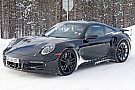 Automotive Spy shots might provide first look at the next Porsche 911 GT3