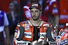 MotoGP Dovizioso in talks with Honda and Suzuki