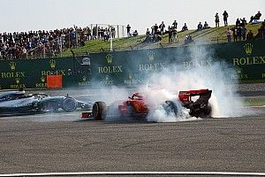Chinese GP: Top photos from the race