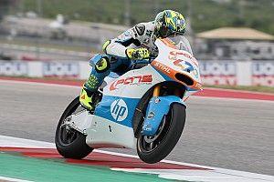 Baldassarri è super e fa la pole a Jerez davanti a Marquez e Bagnaia