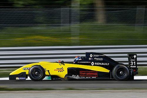 Lundgaard beffa Colombo e vince Gara 2 a Monza