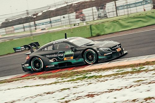 Mercedes drivers expect boost from DTM aero changes
