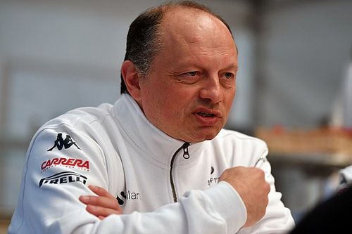 Vasseur: Rebuilding an F1 team is a very complex task