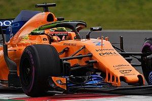 McLaren fue afectado por segundo día consecutivo en los test