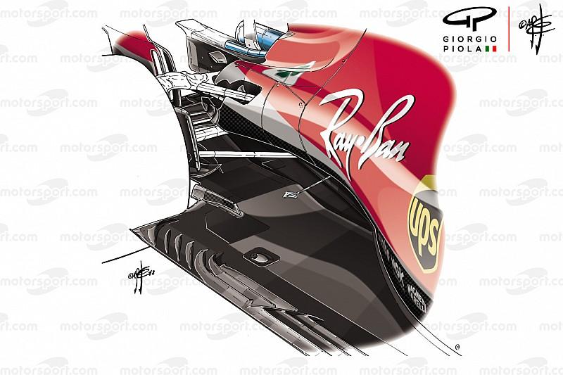 Analisi Ferrari: ecco le modifiche che hanno reso vincente Vettel a Silverstone
