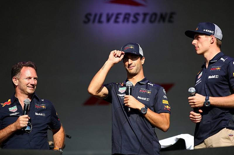"""Button tanácsa Ricciardónak: """"Maradj a Red Bullnál!"""""""