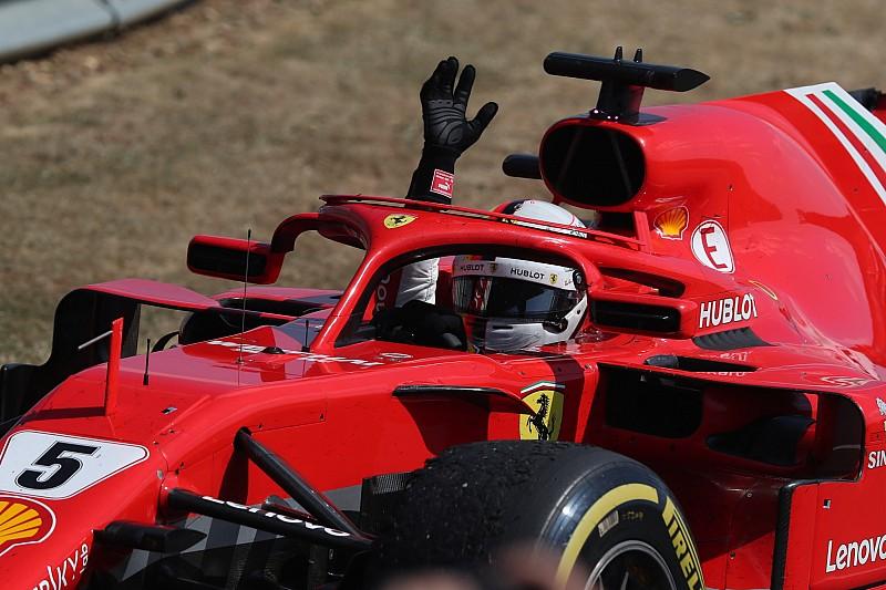 El semáforo del GP de Gran Bretaña 2018 de F1