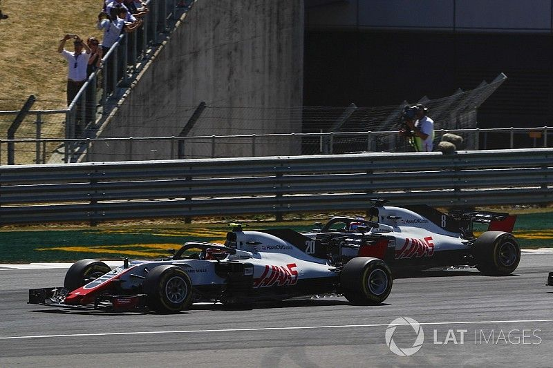 Haas tem que parar de jogar pontos fora, diz chefe