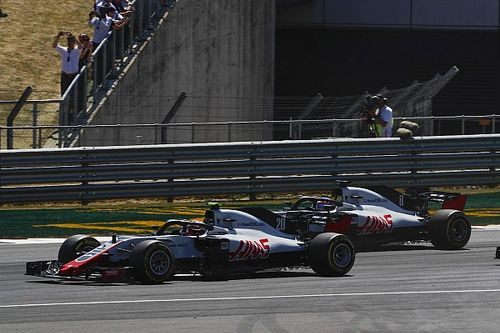 Haas must stop throwing away points – Steiner