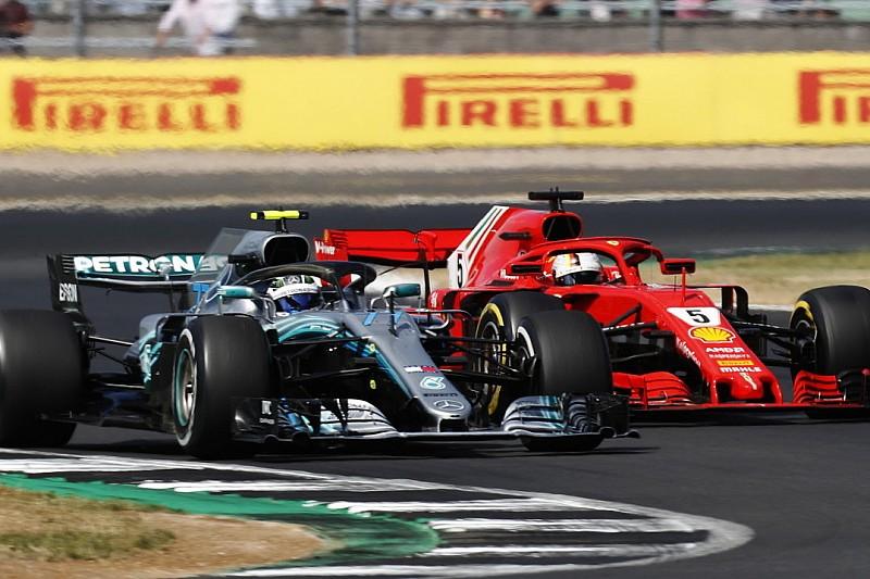 Bottas: időmérős köröket futottam Vettel előtt, de nem volt elég