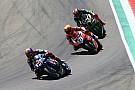 """Superbikes Van der Mark baalt van crash: """"Snelheid was goed genoeg voor podium"""""""