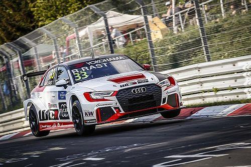 "Rast sfortunatissimo al Nordschleife: ""Però è stata una bella sfida guidare l'Audi TCR"""
