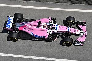 Fórmula 1 Noticias Sergio Pérez multado con cinco mil euros