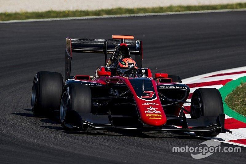 Triunfo de Mazepin en la GP3 Series