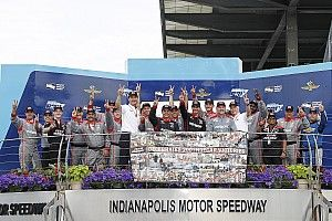 Indy GP: Power scores Team Penske's 200th Indy car win