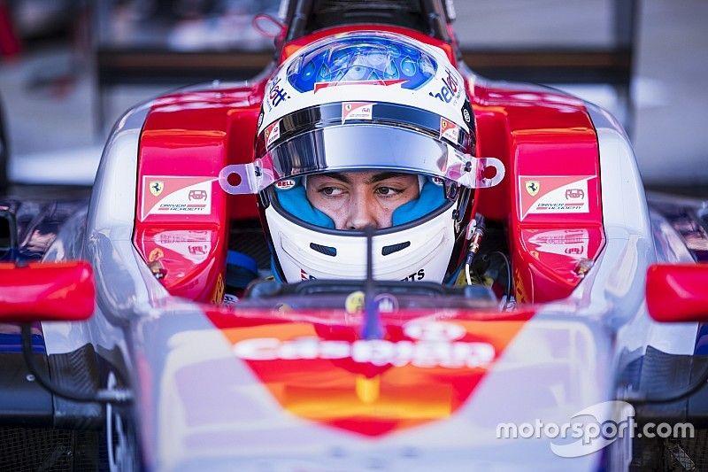 Victoria de Alesi en la GP3 Series