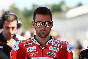 Matteo Ferrari torna in SBK con Barni ad Estoril