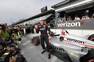 IndyCar Crónica de Clasificación Power vence a Wickens para tomar la pole del GP de Indianápolis